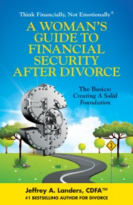 A Woman's Guide To Financial Security After Divorce cvr