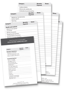 Financial Expense List